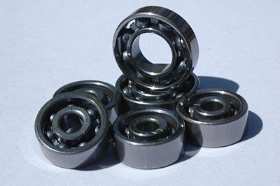 DBB-4-7-2 Dry Lube Coated Ball Bearing 4x7x2mm