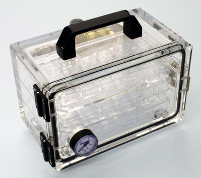 Of Our Vacuum Exsiccator Is Compact Lightweighted And Easy To Carry Around Transparency The Polished PMMA As Well Storage Box Sets Ensures A