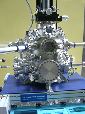Sample Preparation System for PEEM at Bessy II UE49 Beamline